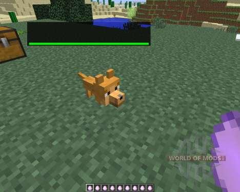 Dog Cat Plus [1.6.4] para Minecraft