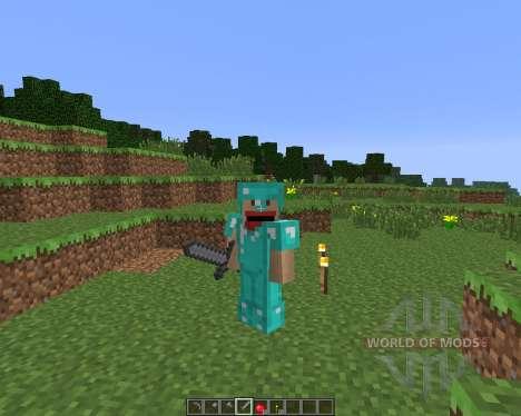Starting Inventory [1.6.4] para Minecraft