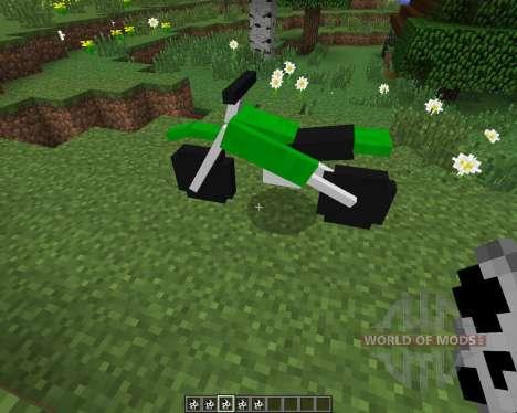The Dirtbike [1.7.2] para Minecraft