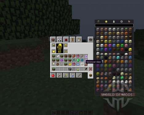 Inventory Tweaks [1.8] para Minecraft