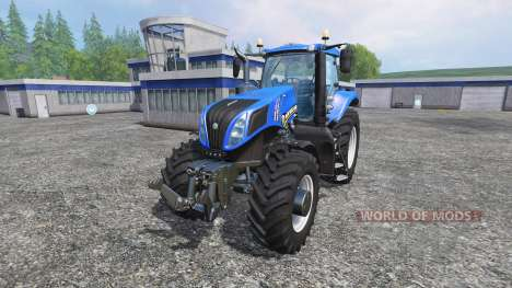 New Holland T8.435 Super para Farming Simulator 2015