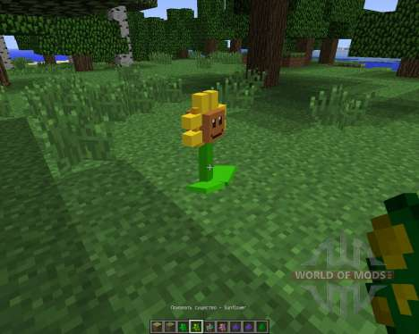 Plants vs Zombies [1.6.4] para Minecraft