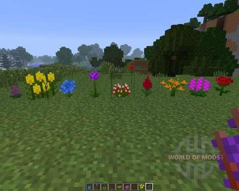 Plant Mega Pack [1.6.4] para Minecraft