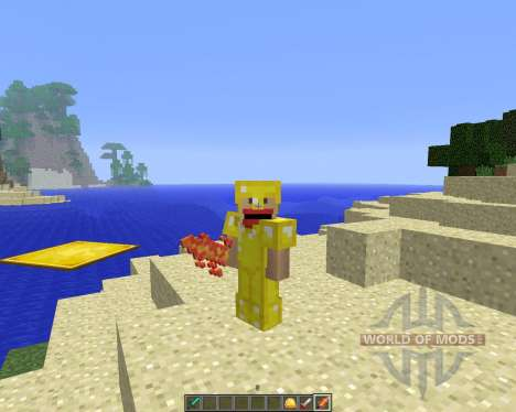 Touhou Items [1.5.2] para Minecraft