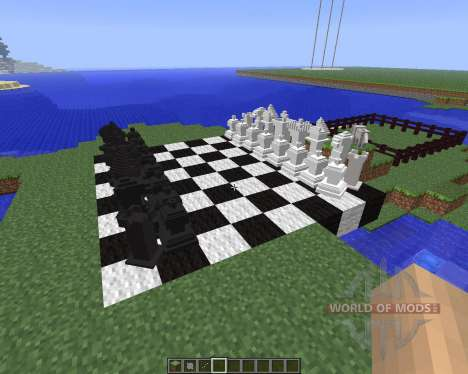 MineChess [1.5.2] para Minecraft