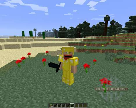 The Last Sword You Will Ever Need [1.6.4] para Minecraft