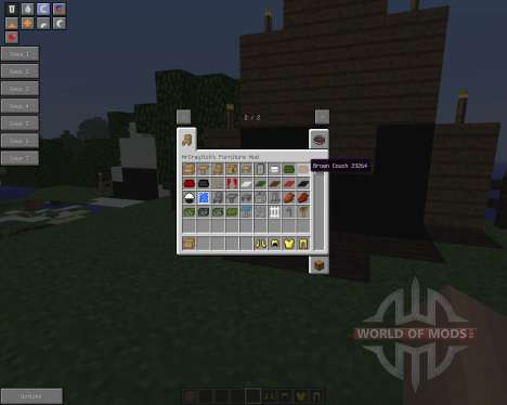 MrCrayfishs Furniture [1.5.2] para Minecraft