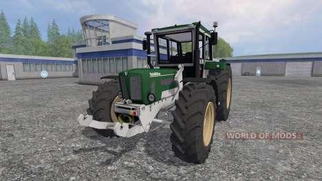 Schluter 1250 TVL Compact gruen para Farming Simulator 2015
