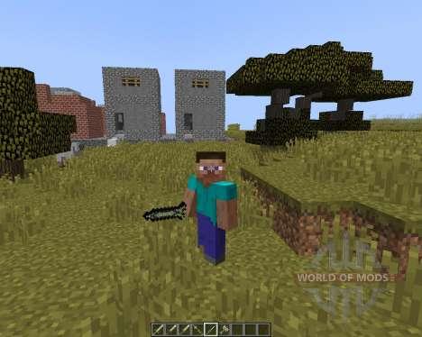 The Shadox Legend Set para Minecraft