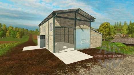 Garage para Farming Simulator 2015