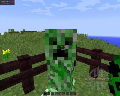 Smart Cursor [1.8] para Minecraft