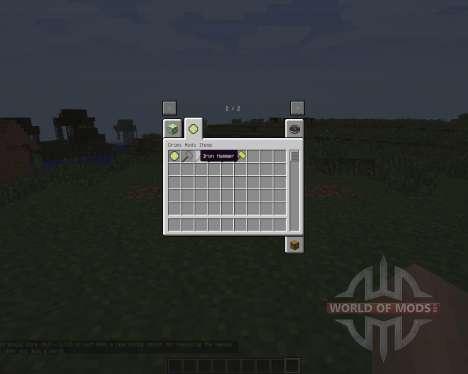 Hammers [1.7.2] para Minecraft