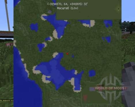 Zans Minimap [1.6.4] para Minecraft
