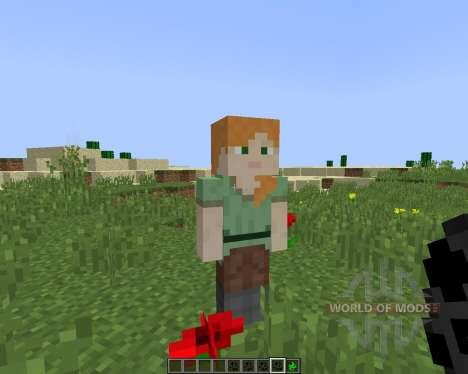 The Zombie Apocalypse para Minecraft