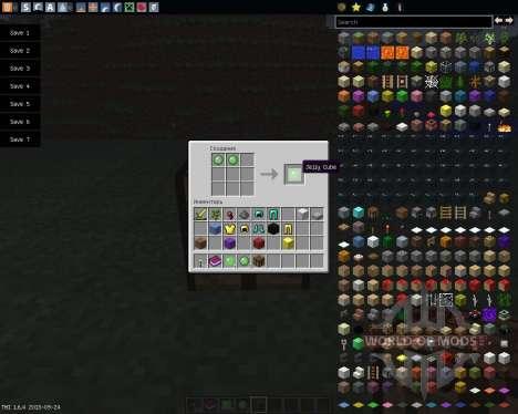 Jelly Cubes [1.6.4] para Minecraft