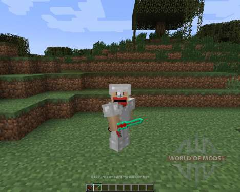 The Last Sword You Will Ever Need [1.7.2] para Minecraft