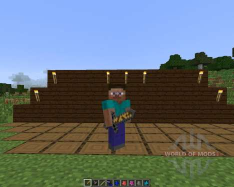 Over Crafted [1.7.10] para Minecraft