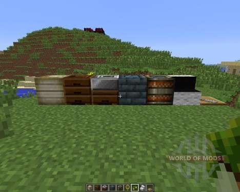 HarvestCraft [1.6.4] para Minecraft