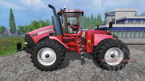 Case IH Steiger 370 Duals para Farming Simulator 2015