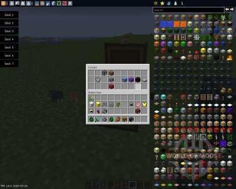 HoloInventory [1.6.4] para Minecraft