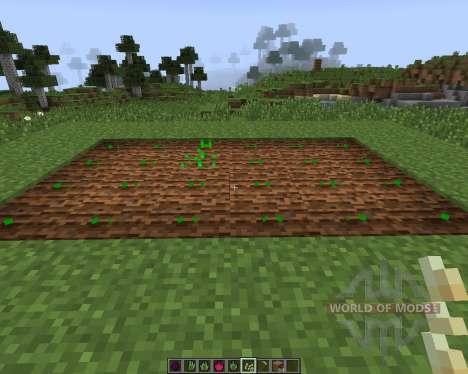 Planter Helper [1.7.2] para Minecraft