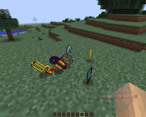 Epic Weapons [1.7.2] para Minecraft