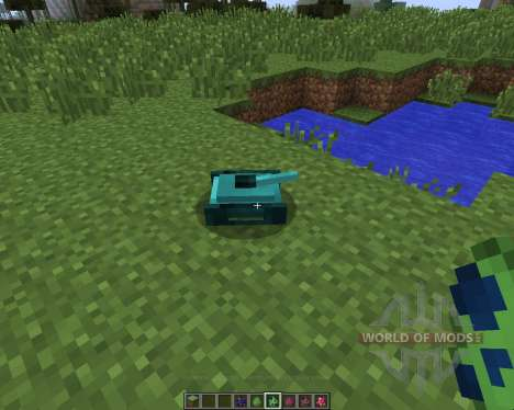 Mini Bots [1.7.2] para Minecraft