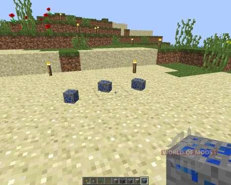 Vein Miner [1.8] para Minecraft