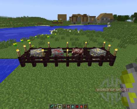 Revenge of the Blocks [1.7.10] para Minecraft