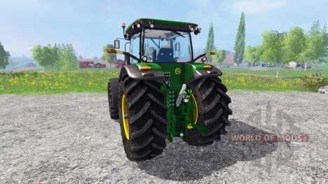 John Deere 7200R new version para Farming Simulator 2015
