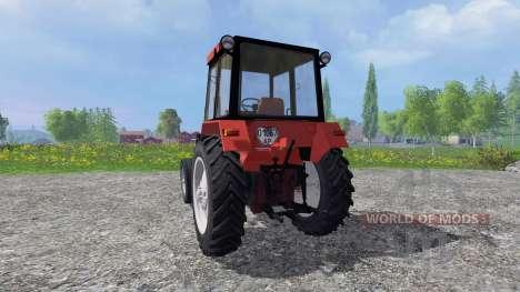 UMZ-CL para Farming Simulator 2015
