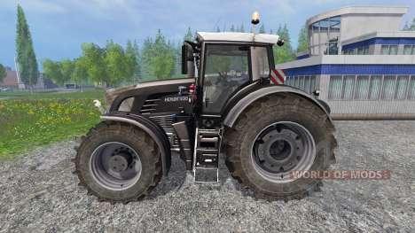 Fendt 936 Vario Black Full v8.0 para Farming Simulator 2015