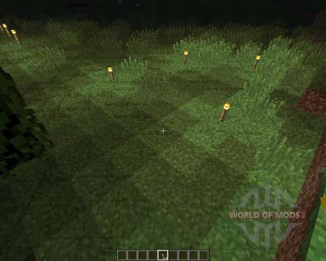 Better Foliage [1.8] para Minecraft