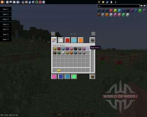 Colored Blocks [1.7.10] para Minecraft
