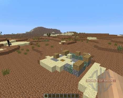 Disaster-Craft [1.5.2] para Minecraft
