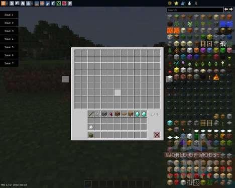 Multi Page Chest [1.7.2] para Minecraft