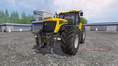 JCB 8310 v3.1 para Farming Simulator 2015