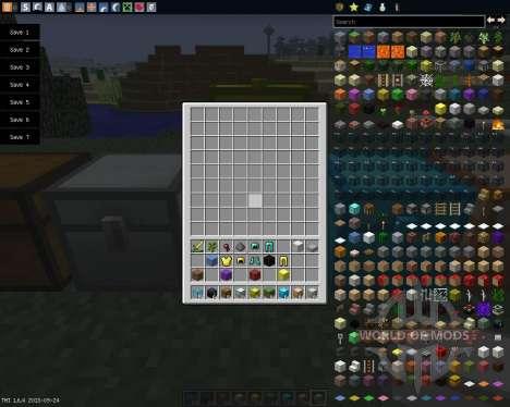 Iron Chests [1.6.4] para Minecraft