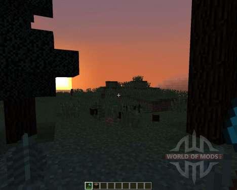 The Lumberjack [1.8] para Minecraft