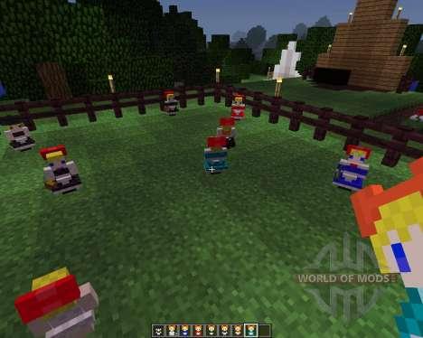 Touhou Alices Doll [1.5.2] para Minecraft