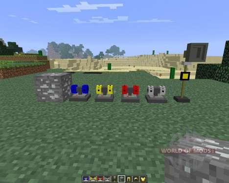 Mcrafters Siren [1.6.4] para Minecraft
