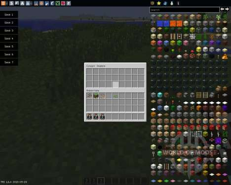 Simple Ender Pouch [1.6.4] para Minecraft