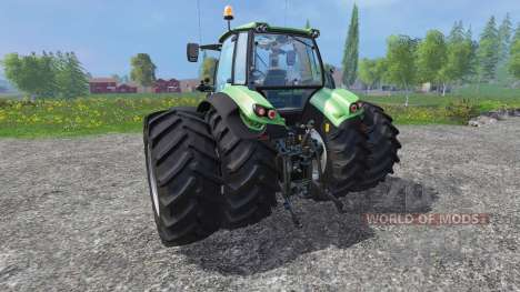 Deutz-Fahr Agrotron 7250 v1.1 para Farming Simulator 2015
