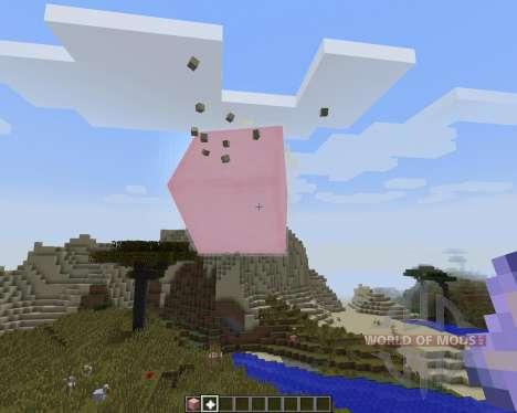 Pigzilla (Pig Meteors) [1.7.2] para Minecraft