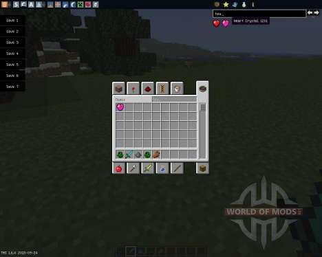 Heart Crystals [1.6.4] para Minecraft