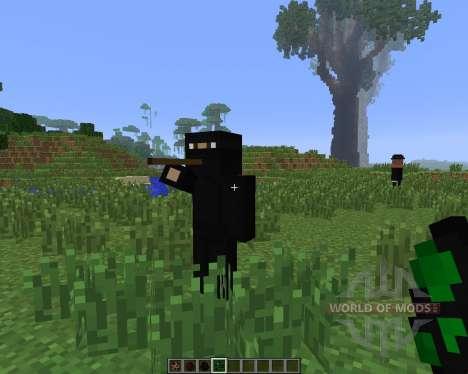 Secret Agent Craft [1.6.4] para Minecraft