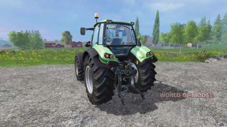 Deutz-Fahr Agrotron 7250 TTV v2.0 para Farming Simulator 2015