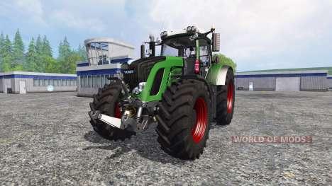 Fendt 936 Vario v2.0 para Farming Simulator 2015