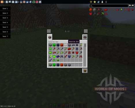 Xenorite [1.7.2] para Minecraft