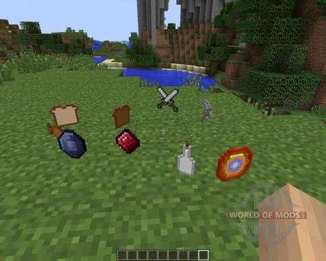 Gods Sacred Items [1.7.2] para Minecraft